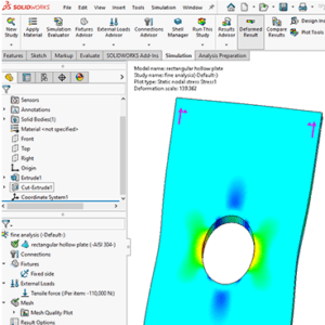 Introduction to SOLIDWORKS Simulation
