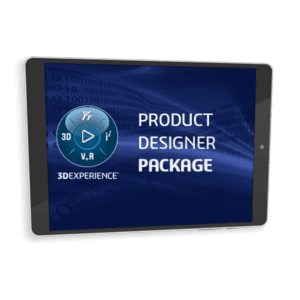 3DEXPERIENCE Product Designer Package
