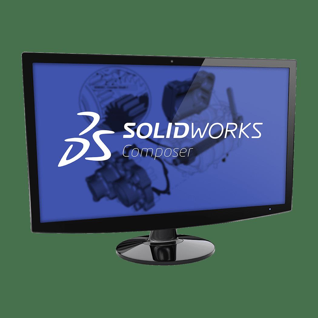 SOLIDWORKS Composer Image & Animation Software