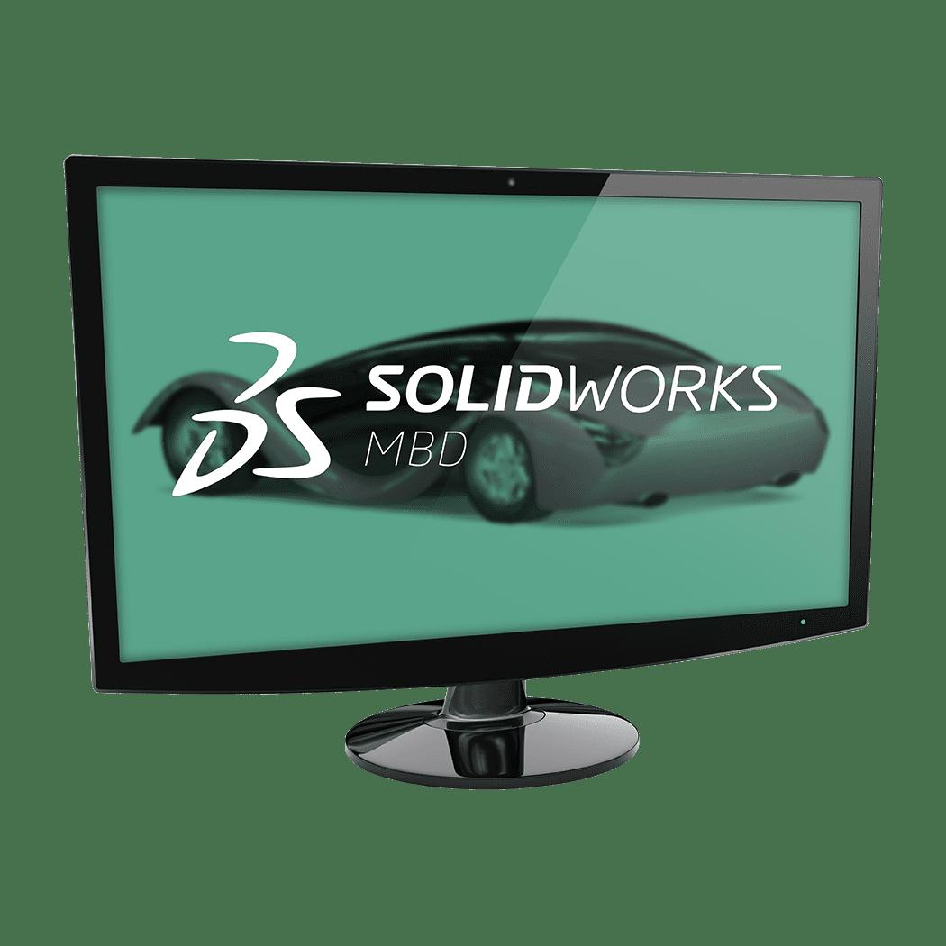 SOLIDWORKS MBD Standard Software