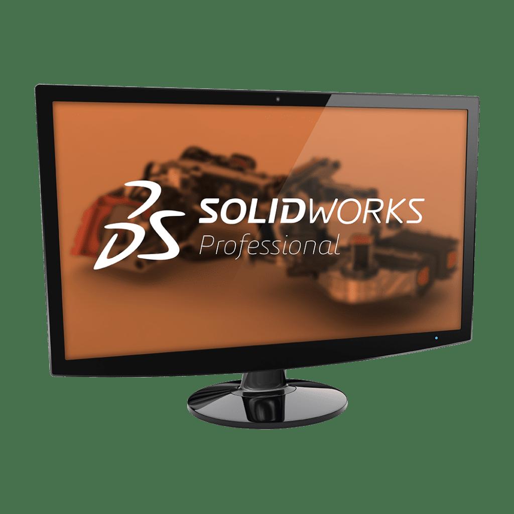 SOLIDWORKS Professional 3D CAD Software